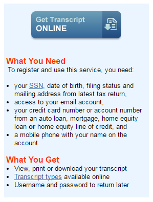 IRS Data Retrieval Tool for FAFSA - Download IRS Tax Return